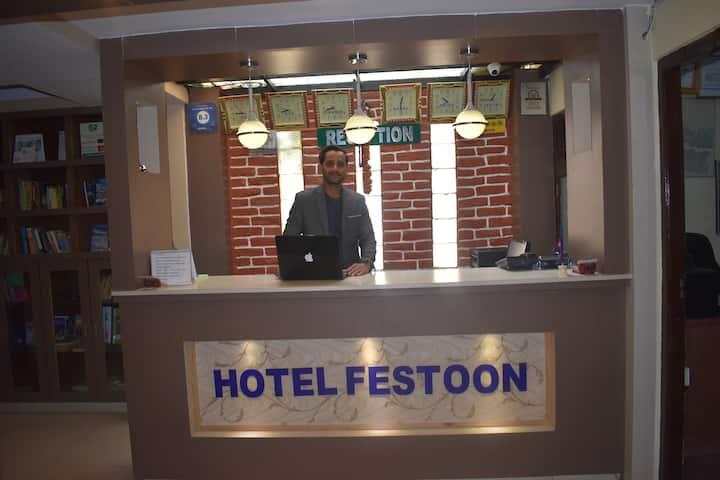 Budget Hotel In Kathandu, Nepal (Festoon Hotel )