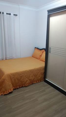 Um confortável lugar para ficar - Osasco  - Huoneisto