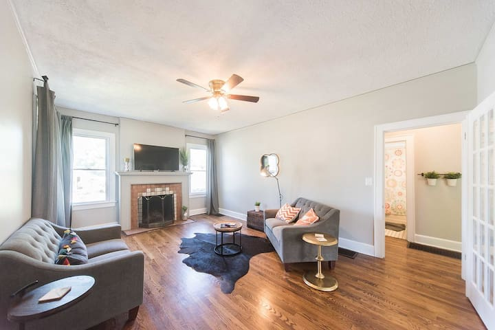 Cozy and clean home in Paducah's West End