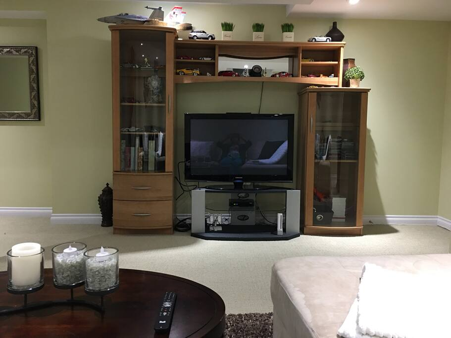 Entertainment Room/Living Room