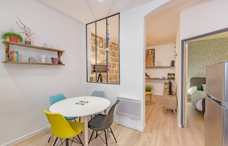 Charmant appartement au centre ville - Montpellier