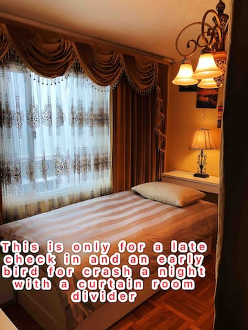 Super cozy shareroom near Train station&airport R8
