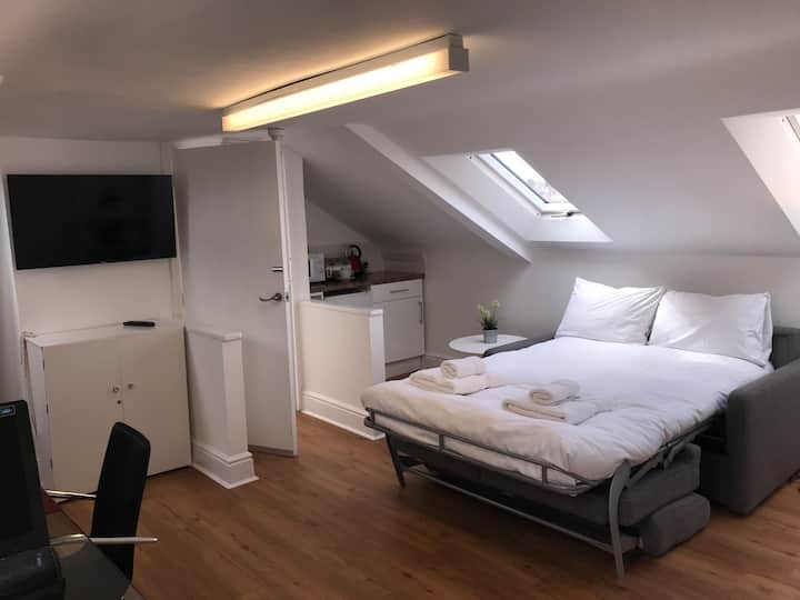 City Centre Attic Flat