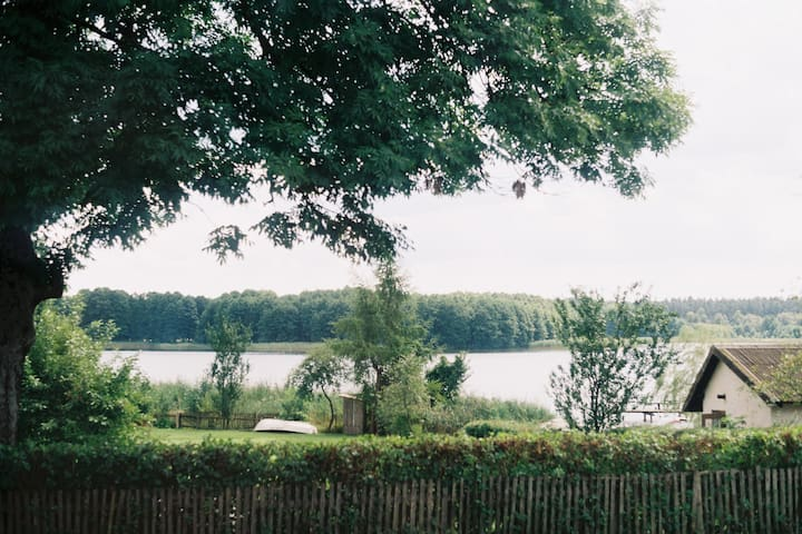 Jabłonka, Masuria - room with a view for the lake