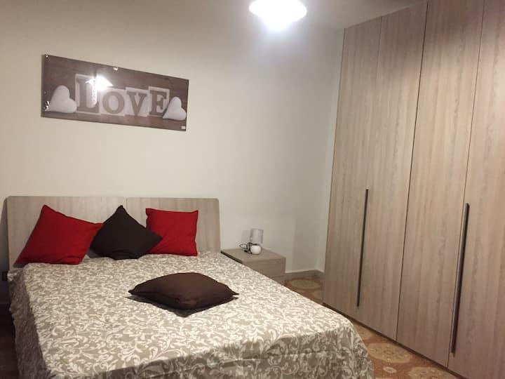 Appartamento spazioso con vista panoramica