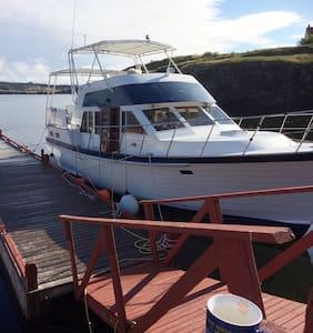 Unique Ocean getaway aboard Sundeck Motor Yacht