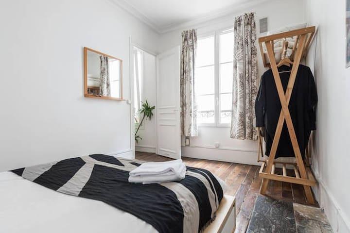 Charming & Clean 1BD Bastille/Pere Lachaise - Paryż