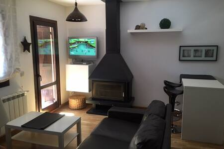 APARTAMENTO EN BENASQUE CENTRO - Benasque - Appartement