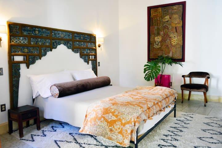 La Puerta Roja Boutiq Hotel Concha  Fabolous Room