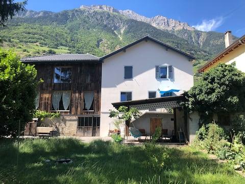 Maison au coeur des Alpes