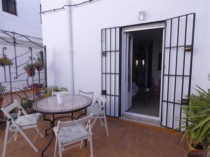 Casa Favorita - Beautiful apartment in Vejer