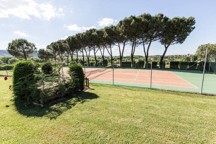 Apt in the heart of Tuscany - Fienile
