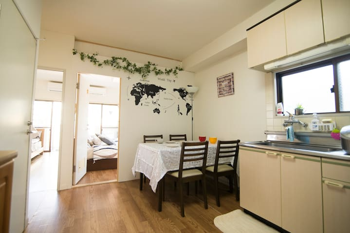 [Grand open ]Great location,2storey,Can fix 5ppl - Taitō-ku