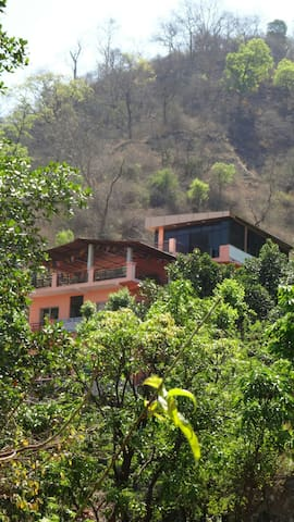 Natraj YogaPeeth Retreat Centre - rishikesh - Lägenhet