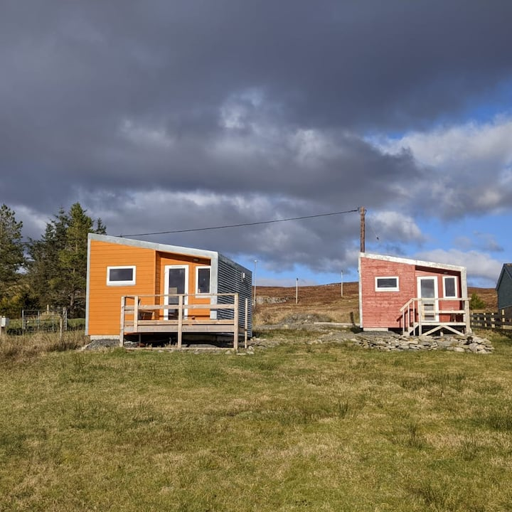 Hebridean Bothy Pods - Bothy Buidhe