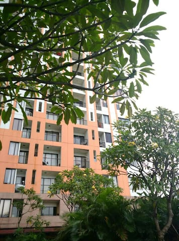2BR Apartment in Casablanca Tebet South Jakarta - Tebet - Pis
