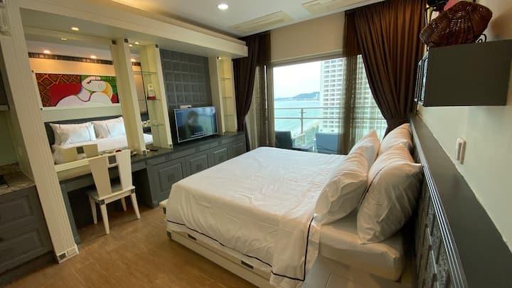 Beachfront, H.Lv Nhatrang Center - Sunrise Studio