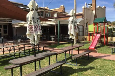 Terminus Hotel Temora NSW.