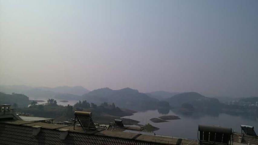老胡家的温暖小屋 - Hangzhou - Rumah