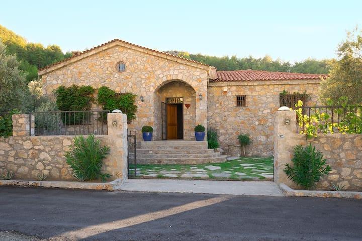 TOSCANA Style Villa Hide Awey Yeşilüzümlü Fethiye