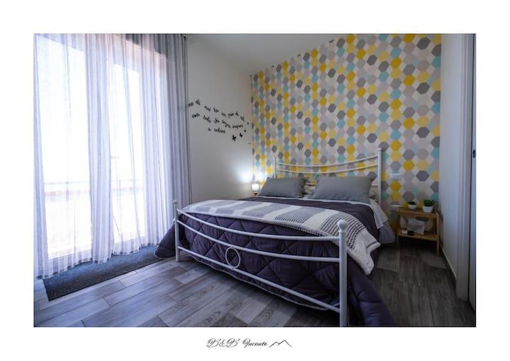 B&B incanto camera sea relax  con vista mare