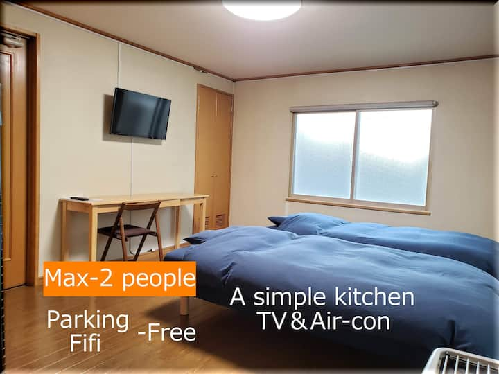 This is a shared house. Here is 15.2㎡-floor. #1