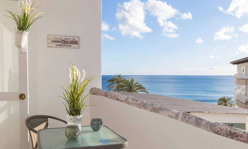 Unique Boutique Studio1a direct @ Cala Mayor Beach