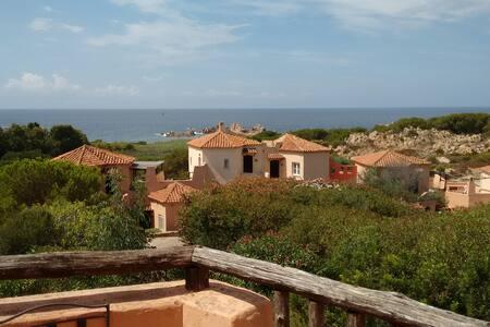 Calarossa, a corner of paradise! - Isola Rossa - Apartemen