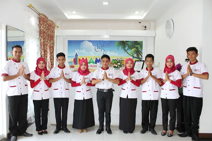 Mami Hotel, the best hotel in Solok