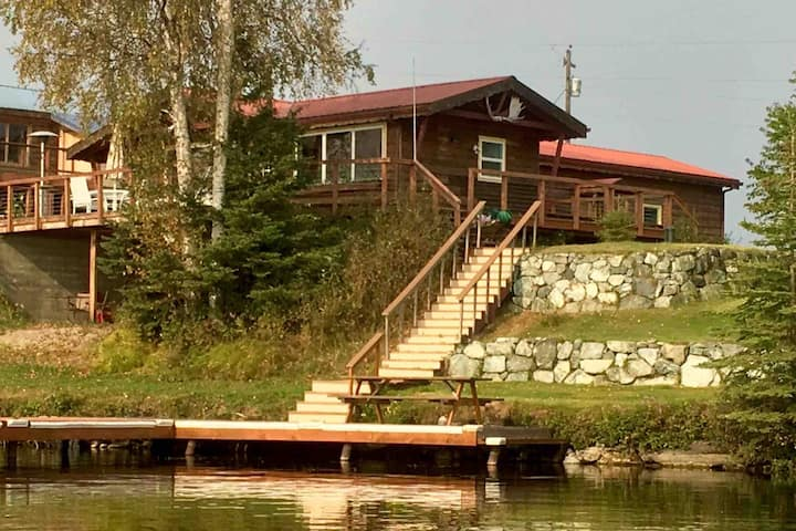 Waterfront Home on beautiful Big Lake Alaska