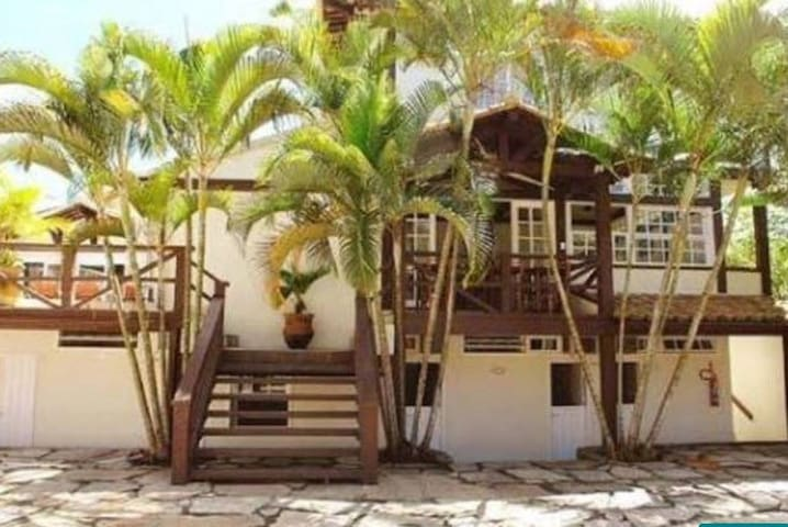 Búzios, Praia Ossos Suite8 s/ janela, c/Café Manhã