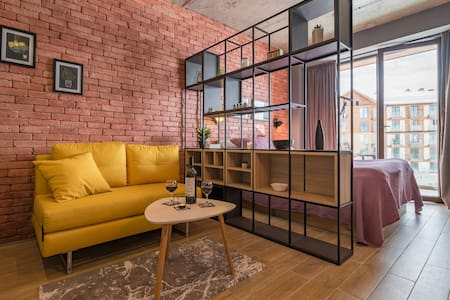 New Gudauri  loft 1, Apartment 442