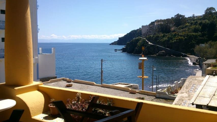 Holiday home Sea view... - Lipari - Leilighet