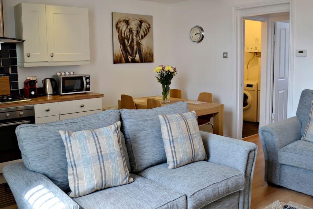 Deluxe One Bedroom Apartment 118
