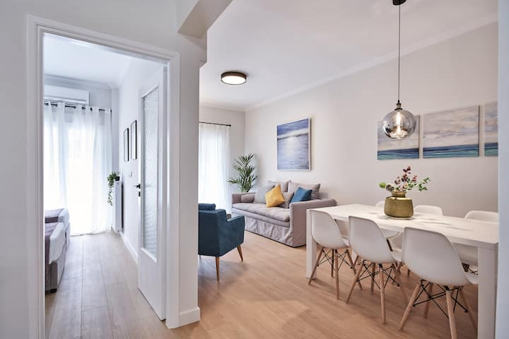 Happiness | 75m² apartment in the center of Athens
