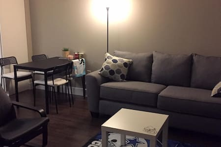 Couchsurf at Modern super clean loft in Addison - Аддисон