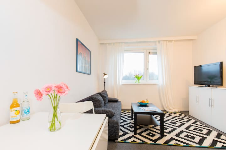 2 Zimmer Apartment St Pauli