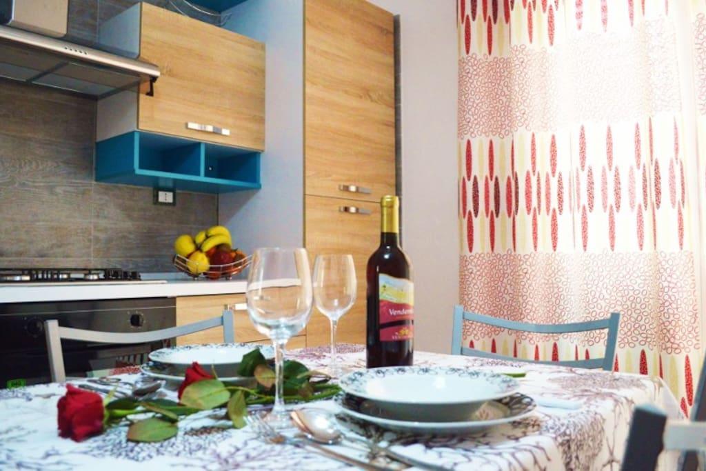Cucina Mar Tirreno