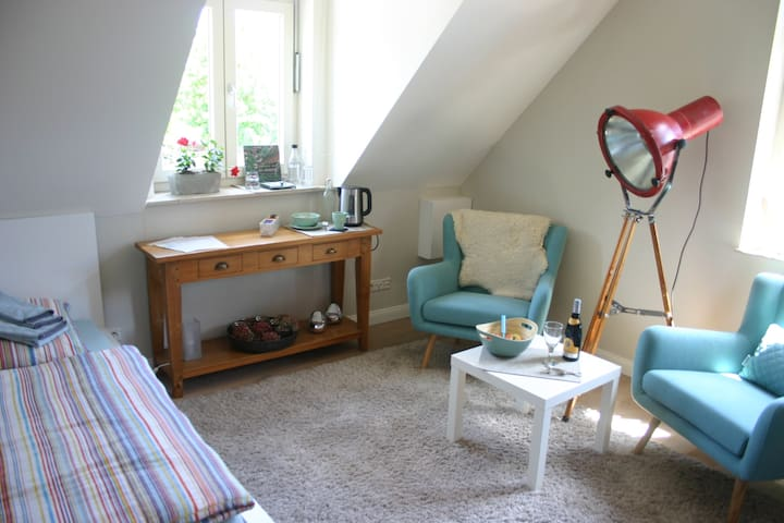 Charming B&B near trade fair Düsseldorf (Messe) 2