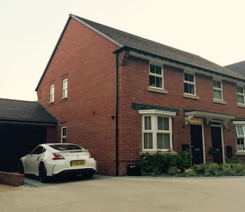 Semi Detached House in Secluded Cul-De-Sac - Ferndown - Rumah