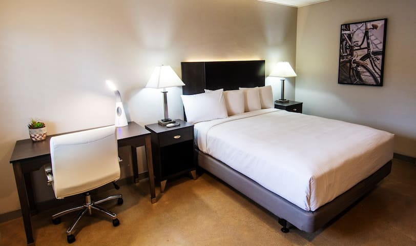 Americana Modern Hotel, Queen ADA Pet Friendly