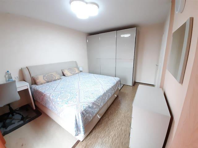 Modern private big bedroom
