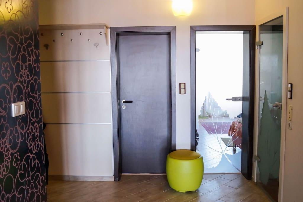 Bedroom & Bath doors