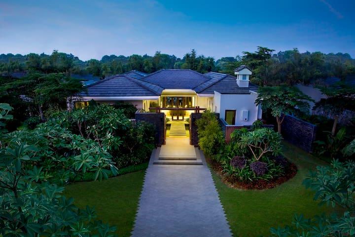 惠州市惠东县大岭镇全球候鸟度假地私家别墅 东方印象风情 - Huizhou - Villa
