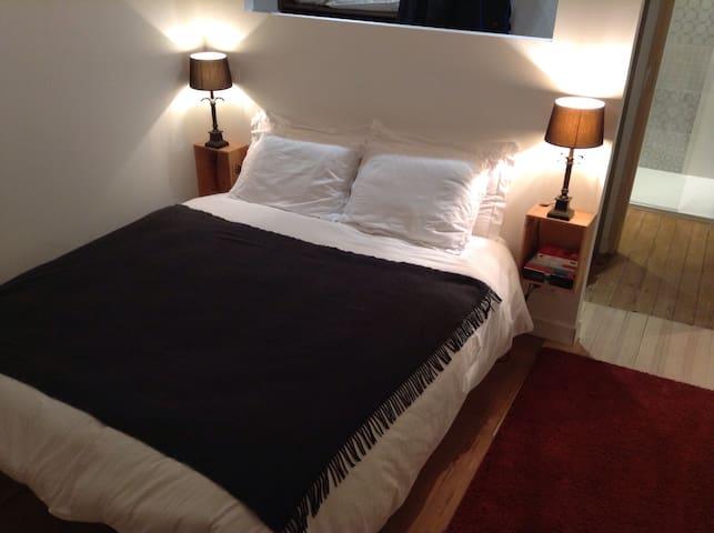 Chambre avec salle d'eau privée - Bordeaux - Appartement
