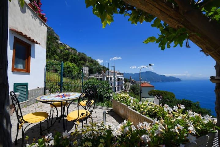 Dama di Cuori - Amalfi Coast - Conca dei Marini - Casa