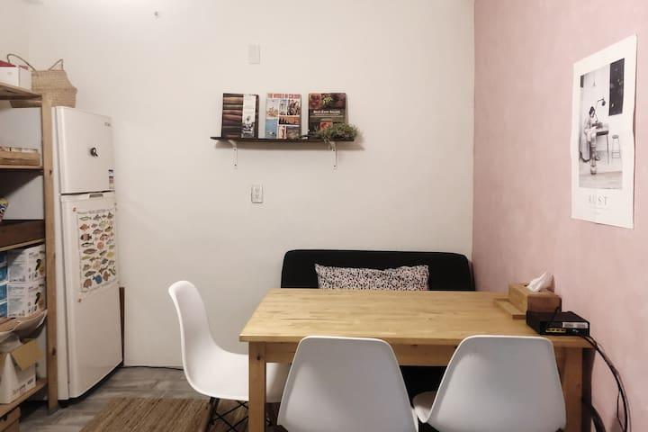 /房間二/ching's 粉紅美滿小屋 pink house