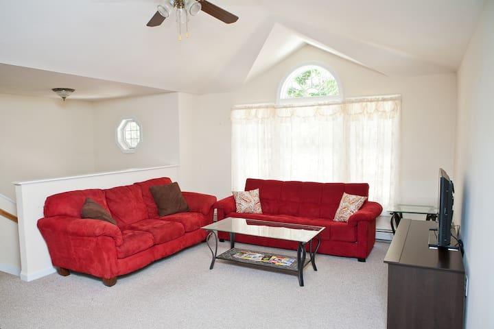 Gunstock Mountain Cozy Getaway 2 Level House! - Gilford - Casa