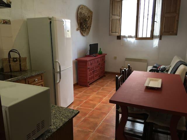 Estudio rural muy acogedor - Sant Mateu - Loft