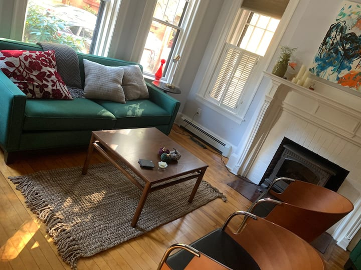 New Listing! Beautiful 6 month downtown rental